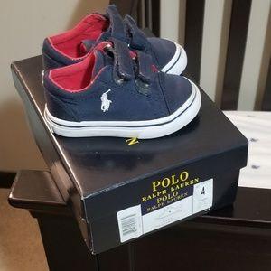 Ralph Lauren Toddler Shoes